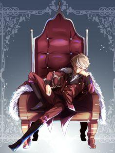 皇帝スレイン的な | simabe [pixiv] Slaine | Aldnoah.Zero #anime