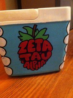 Zeta strawberry
