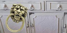 Amerock-Hardware-Old-World-Lion-Drop-Pull