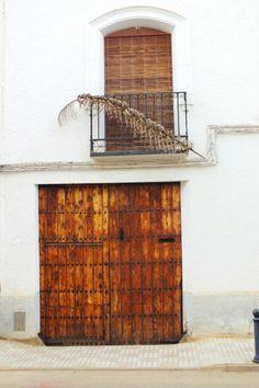 Villahermosa. Provincia de Ciudad Real. Spain.    [By Valentin Enrique].