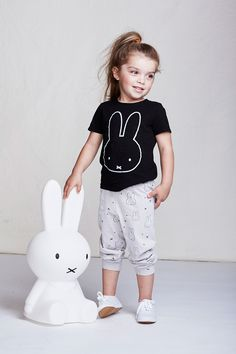 Kira Kids x Miffy Spring/Summer 2016 Collection - mini:licious by wendy lam Toddler Fashion, Kids Fashion, Fashion Outfits, Kids Girls, Baby Kids, Baby Boy, Kids Boutique, Little Fashionista, Second Baby