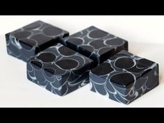 Charcoal Lavender Mint Soap - Dancing Funnel - Great Cakes Soap Challenge - YouTube