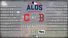 Game 3, ALDS CLE @ BOS//Oct 10,2016