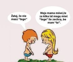 "Żałuj, że nie masz ""tego"" : fotka - 58 kB z kategorii: Komiksy Very Funny Memes, Funny Quotes, Man Humor, Some Fun, Winnie The Pooh, Funny Animals, Haha, Disney Characters, Fictional Characters"