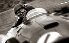 Juan Manuel Fangio did not start racing Formula One until he was 37 years old.  He won 24 of the 51 Formula One races he started.  A five-time world champion, some say he was the greatest driver ever.
