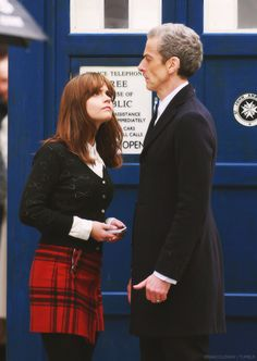 Is it my imagination, or is Twelve wearing a wedding ring?