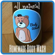 All natural homemade body wash using doterra essential oils. http://www.hookedonoil.com