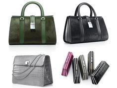 Tiffany 2013 Fall Leather Collection launched