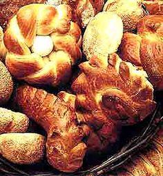 Recipe: St. Joseph's Bread (Pane di San Giuseppe) - Recipelink.com