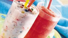 Ice Cream and Candy Shakes Recipe