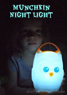 3 tips to help your little one conquer her fear of the dark!