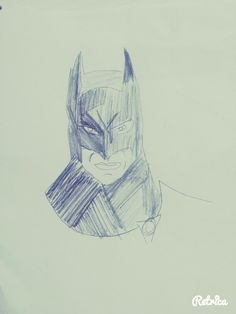 Me art batman❤