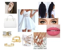 """""""Untitled #29"""" by jewelz0383 ❤ liked on Polyvore featuring gx by Gwen Stefani, Vita Fede, Stella & Dot, Embers Gemstone Jewellery and Michael Kors"""