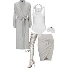 Storm by sheraineleeanna on Polyvore featuring American Apparel, Harrods and Accessorize