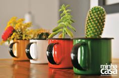 Revista MinhaCASA - Apê de 52m² é decorado com peças de design compradas em promoções