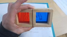 How to make your own 3D book!  I wish I would have known this when I was younger.