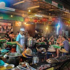 Bangkok Chinatown Buddha Tempel, Bangkok, Chinese Buildings, Tours, Tips