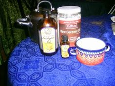 Making your own Tiger Balm. A friend of mine used this to get rid of bruises when she was in a Self Defense Class.