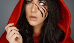 30 Mind-Blowing Halloween Makeup Ideas To Scare