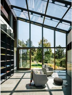 Fall House, Fougeron Architecture
