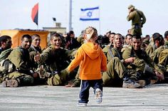 Soldiers with a heart, Israel