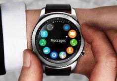 Samsung Wearables (Gear S3, Gear S2 y Gear Fit 2) ahora son compatibles con iOS
