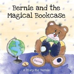 Personalized The Magical Bookcase Story Book