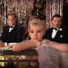 The Great Gatsby with Leo Dicaprio and Carry Mulligan