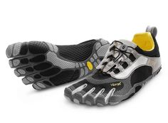 I love my Vibram FiveFingers! I need to get a pair for heavy duty use like this pair of FiveFingers Bikila LS. #shoes #clothes #style