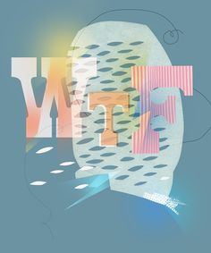 WTF  #typography #poster #typography_poster #GraphicDesign #PosterDesign