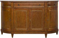 "Vanguard Furniture: 8703B-SE Gregory Buffet 68""W x 19""D x 40""H"