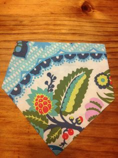 Dog Bandana from the Bohemian Fantasy Collection by BabsyBrown, $10.00