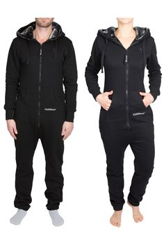 ▪️ STEALTH BLACK ▪️ Black Jumpsuit, Onesies, Unisex, Stylish, Jackets, Collection, Tops, Fashion, Down Jackets