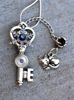 Cat Key by *KeypersCove on deviantART