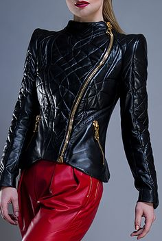 Daniele Bardis AW 15/16 collection (Vector jacket)