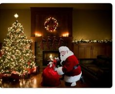 Set Up Santa Cam & Convince your kids that Santa is real!