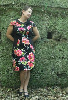 Philippa dress by Nikkis Stitches