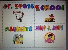 Miss Nguyen's Class: Book Labels