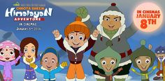 Join Chhota Bheem and his friends on their Himalayan Adventure. Book your tix now!