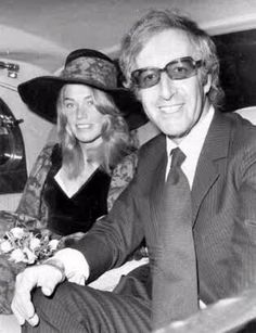 Peter Sellers married Miranda Quarry 1970, Divorced 1974. This was his 3rd of 4 marriages. They didn't have any children together.