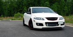 I have a Mazdaspeed6 similar to this one. I have an inherent attraction to cars, and enjoy modifying it in pursuit of more power and enjoyment.