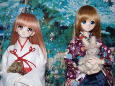 Smart Doll Mirai Suenaga by nekomin2