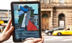 Re*public, een experimentele app voor je smartphone: de openbare ruimte als een opener, meer democratische media-omgeving.