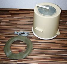 alte DDR Tischschleuder TS 66 Entsafter Wäscheschleuder Kult Retro Tischtrommel
