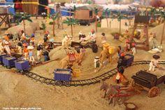 Indiana Jones & les Aventuriers de l'Arche Perdue - V2 - Exposition Playmobil de Morlaix 2014
