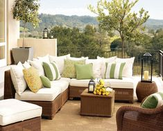 white wicker patio furniture furniture ideas pinterest white