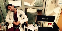 Chicago med- bts Colin