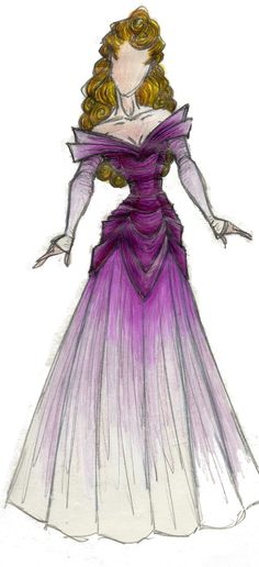 One of my favorite stage costume designers; she draws gorgeous Disney inspired costumes. You can find her Deviant Art here: http://jwcd889.deviantart.com/