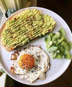 Healthy Breakfast Recipes, Healthy Cooking, Healthy Snacks, Vegetarian Recipes, Healthy Eating, Healthy Recipes, Good Food, Yummy Food, Tasty