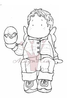 EDWIN WITH EGG -